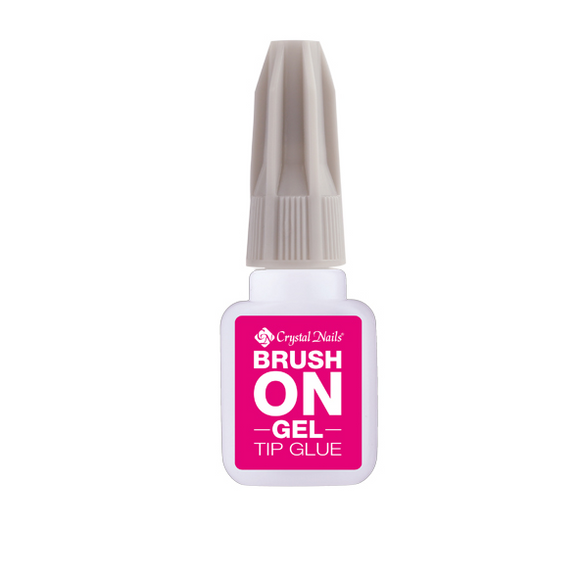 BRUSH ON GEL TIP GLUE TIP ADHESIVE - 10G