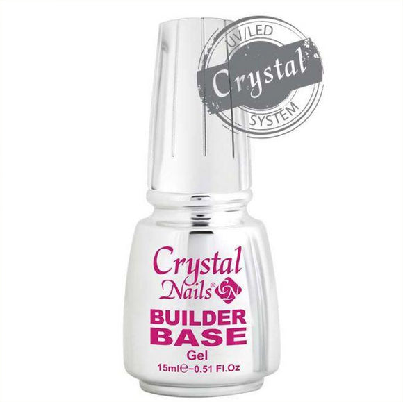BUILDER BASE GEL 15ml - Crystal Nails Sweden