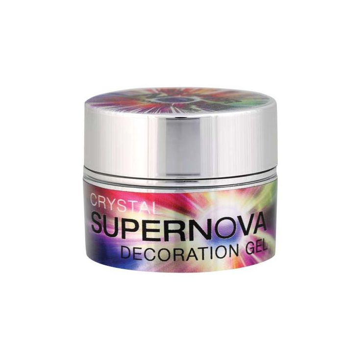 SUPERNOVA COLOR GEL - SN1 - Crystal Nails Sweden