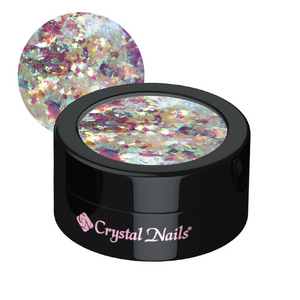 CRYSTAL FLAKE DECORATIVE FLAKE # 2