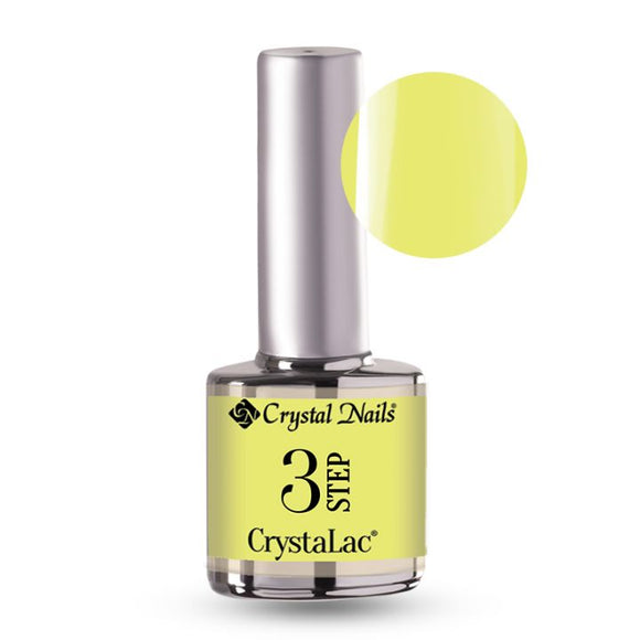 3 Step CrystaLac -  3S84 8ml - Crystal Nails Sweden