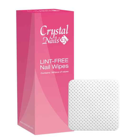 LINT-FREE NAIL WIPES WIPES