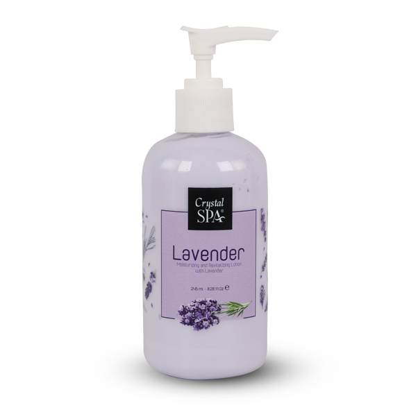 HAND & FOOT LOTION LEVANDER 245ML