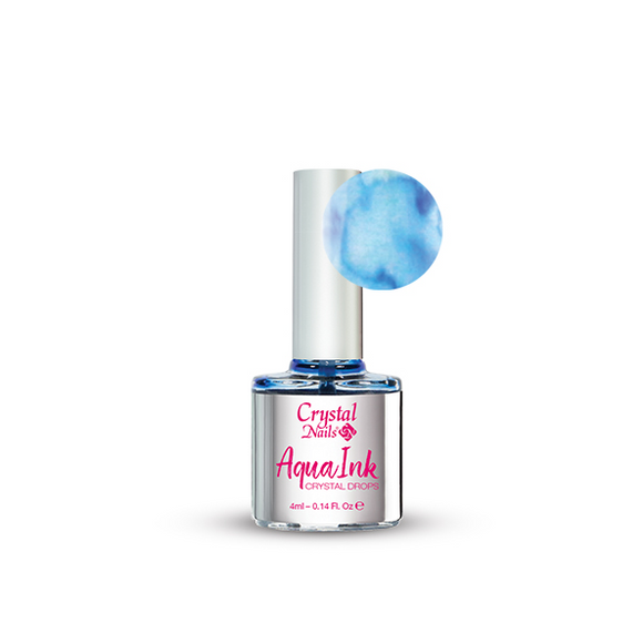 AQUAINK CRYSTAL DROPS - BLUE 4ML