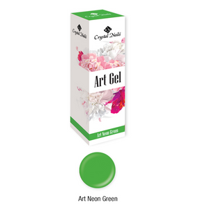 ART GEL THICK PAINT GEL - ART NEON GREEN (5ML)