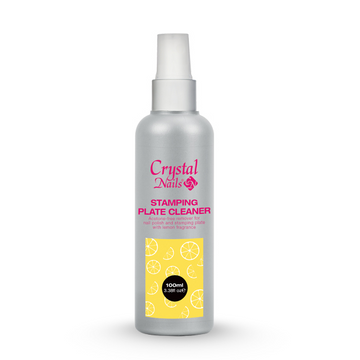 STAMPING PLATE CLEANER 100ML - LEMON