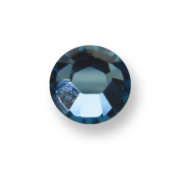 CRYSTALLIZED ™ - SWAROVSKI ELEMENTS - 202 AQUAMARINE (SS3 - 1.4MM)