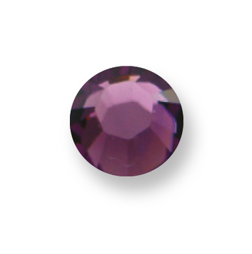 CRYSTALLIZED ™ - SWAROVSKI ELEMENTS - 204 AMETHYST (SS3 - 1.4MM)
