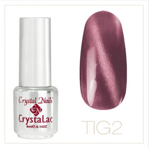 Tiger Eye - CrystaLac #2 (4ml)