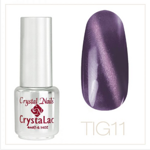 Tiger Eye - CrystaLac #11 (4ml)