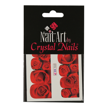 VALENTINE'S DAY NAIL STICKER (BN562)