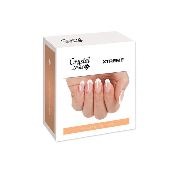 XTREME GEL KIT - Crystal Nails Sweden