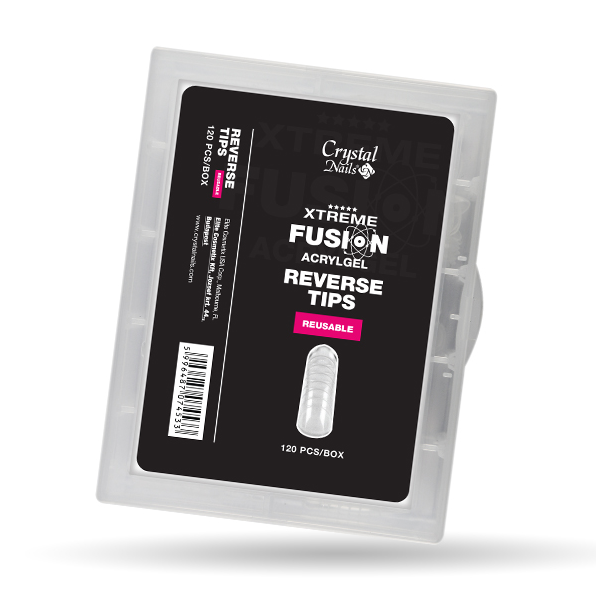XTREME FUSION FOR ACRYLGEL CLEAR TIP