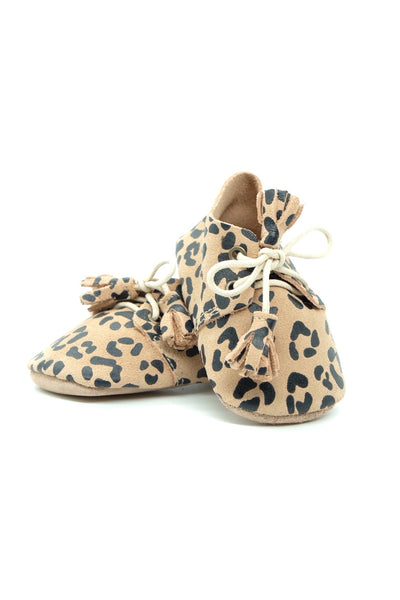 Animal Print - Genuine Leather Harper Shoe