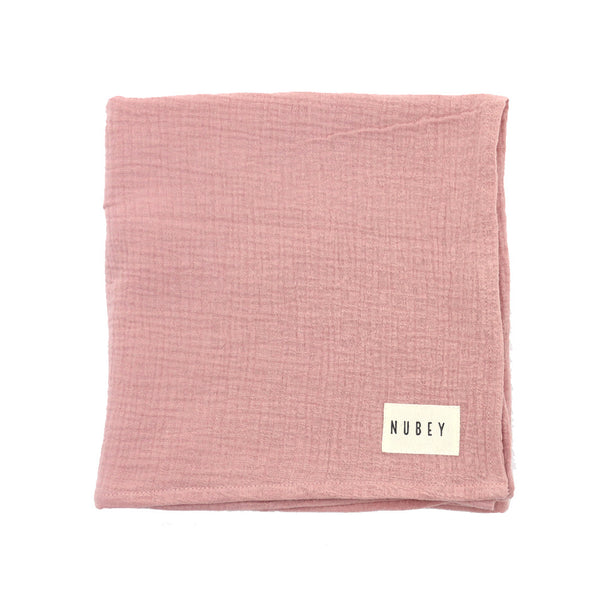 Blush Pink - Rosy Swaddle Blanket