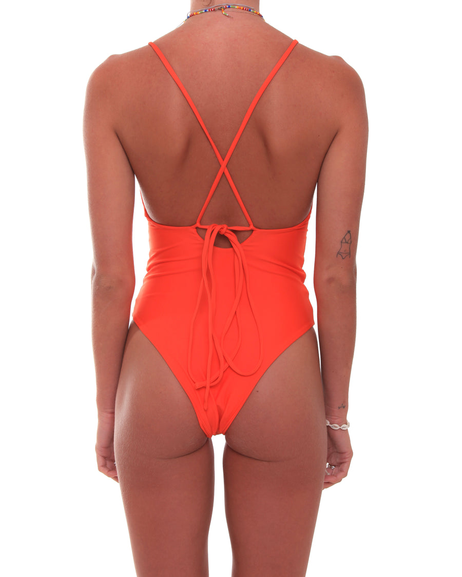 Mila One-Piece // Goldfish