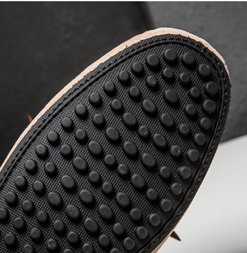 Lord London Solid Sole - Jet Black