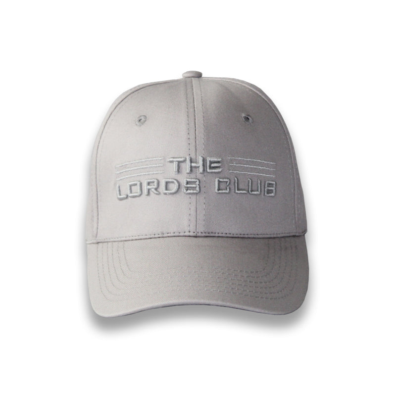 Lords Club Cap - Grey
