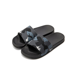 Lords Camo Sliders - Black