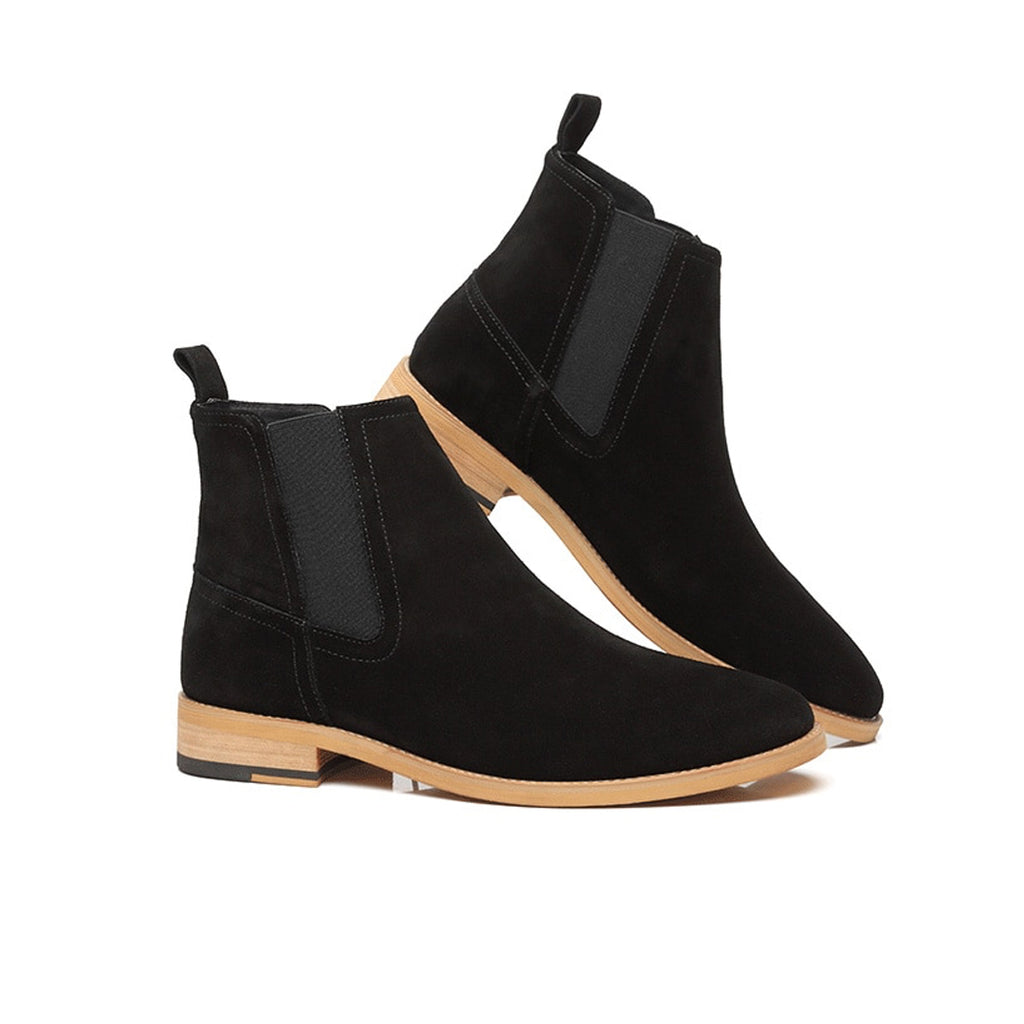 The Kensington Boot - Black