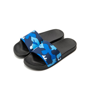 Lords Camo Sliders - Blue