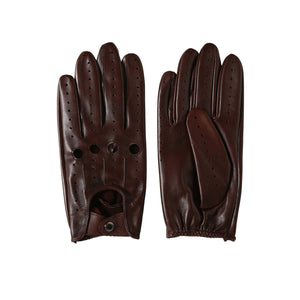 Driving Gloves - Chocolate Brown