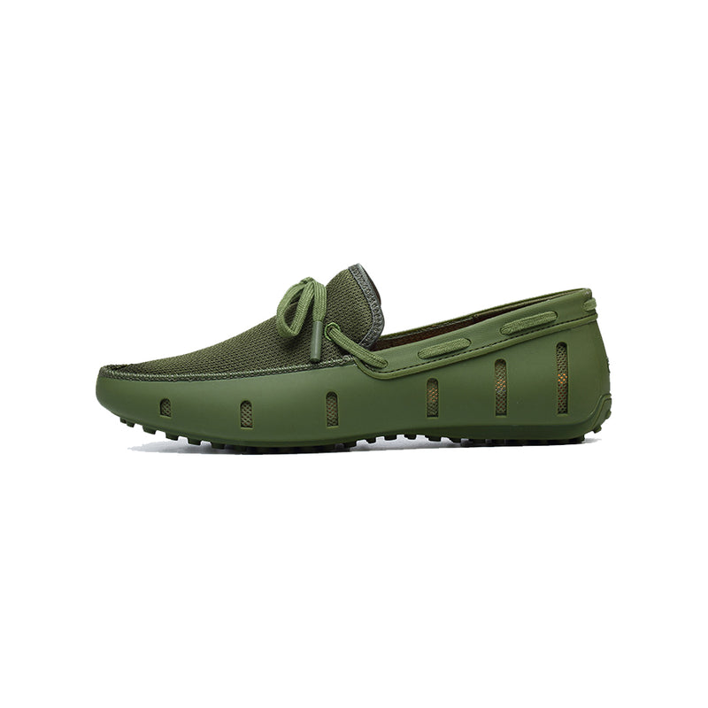 Sand Bank Rubber Driver - Army Green