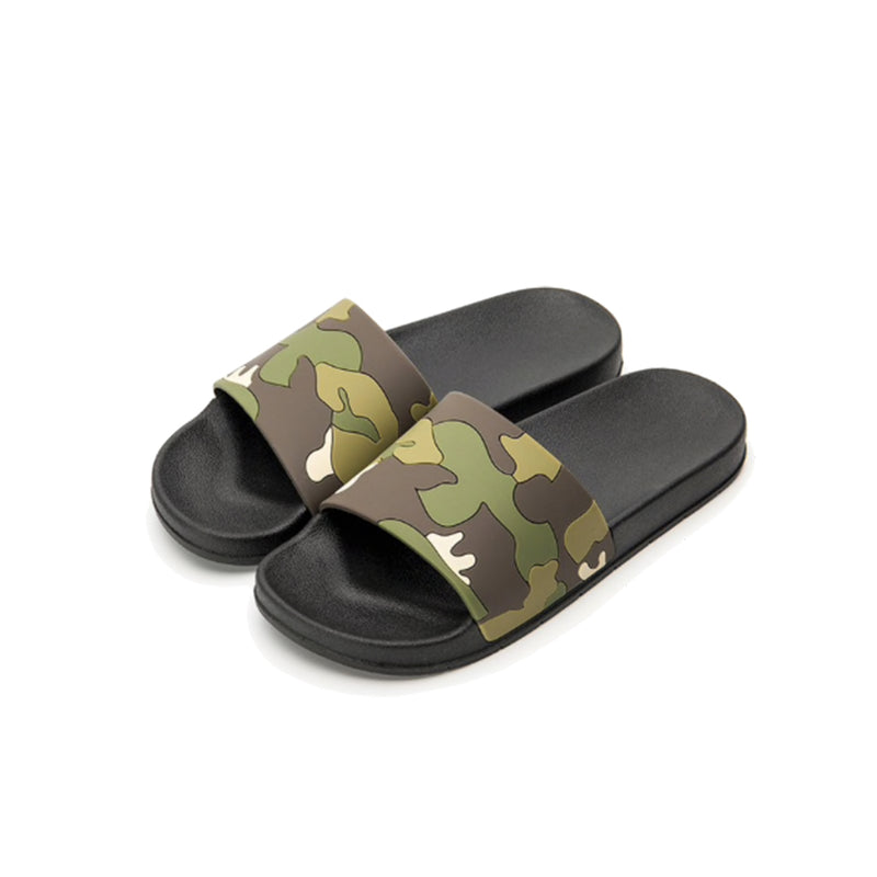 Lords Camo Sliders - Green