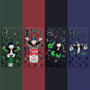 Monopoly Art Phone Cases