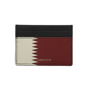 Limited Edition 100 pieces Qatar Card Holder