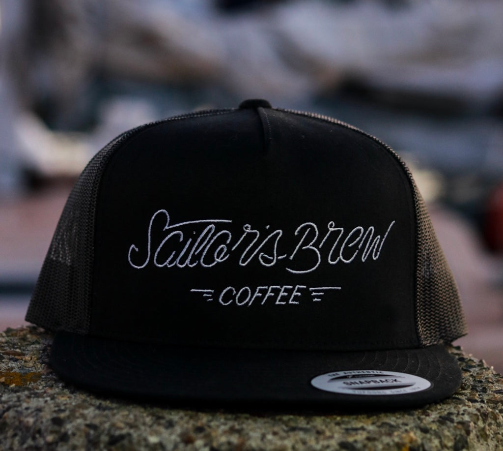 Sailor's Brew Coffee Trucker Hat