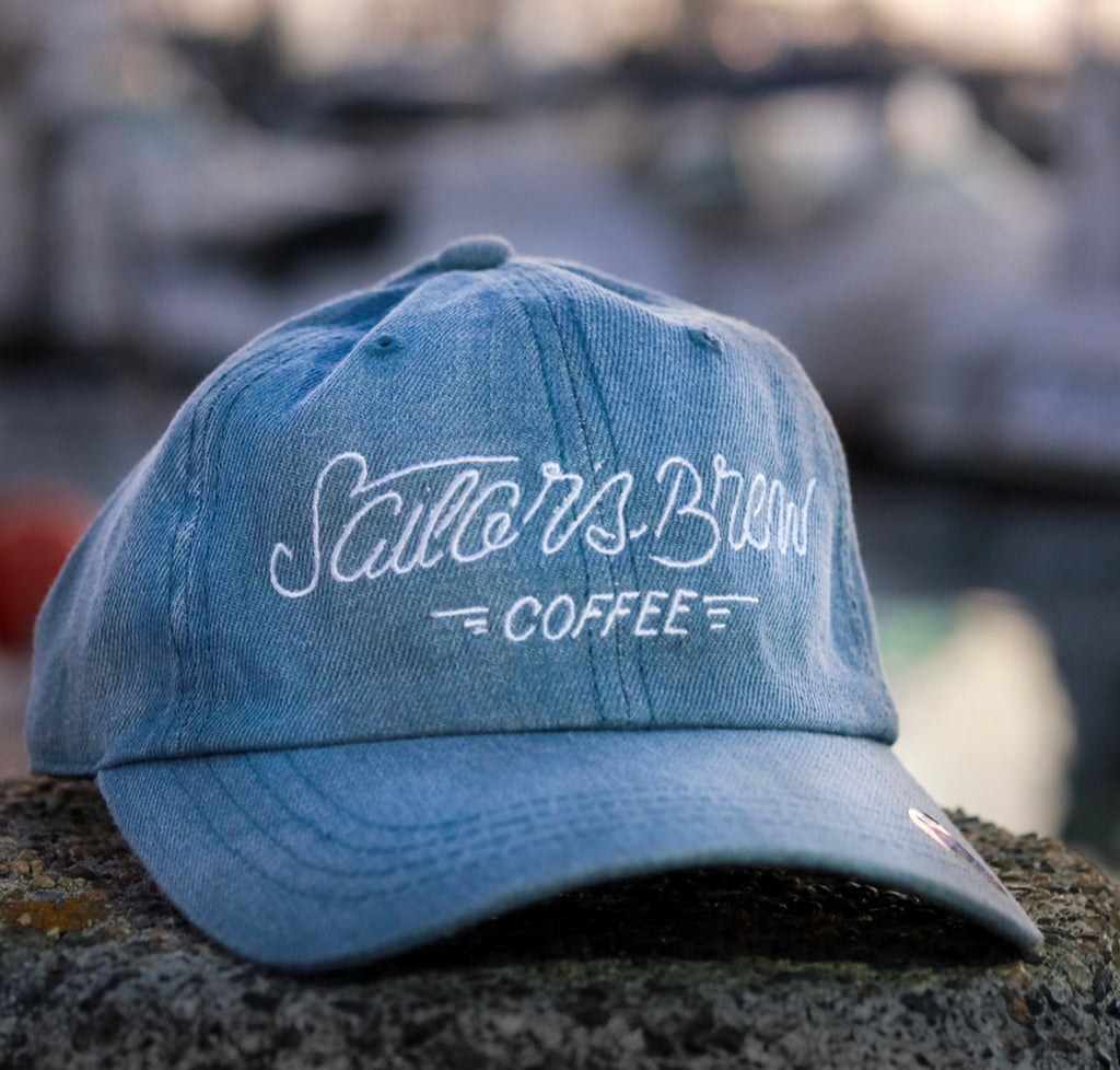 Sailor's Brew Coffee Dad Hat