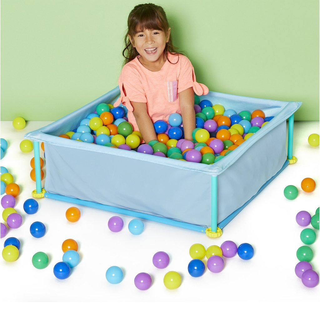 Build & Play Ball Pit Kit