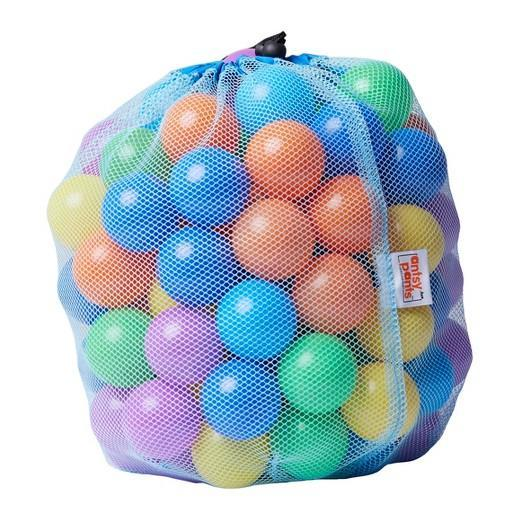 100 Colorful Balls