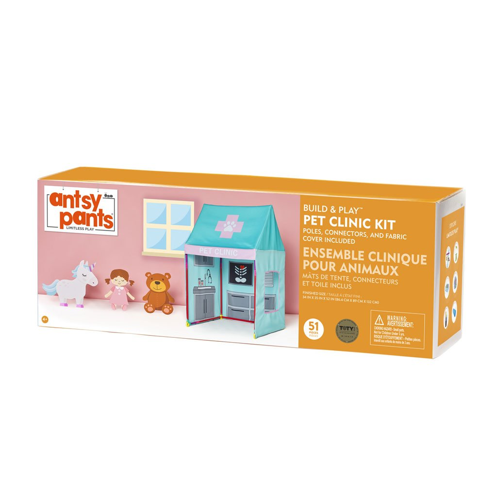 Pet Clinic Building Kit