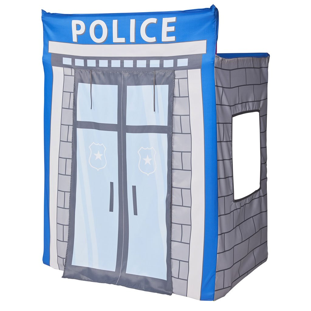 Police Station Play Tent Set