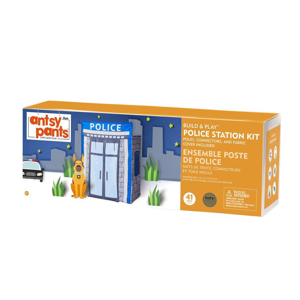 Police Station Play Set