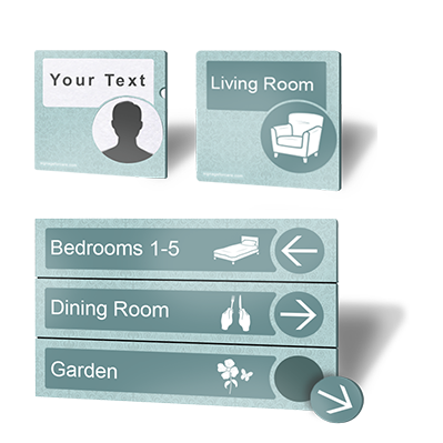 Signage for care home
