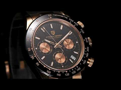 Pagani Design Daytona Automatic Homage Watches