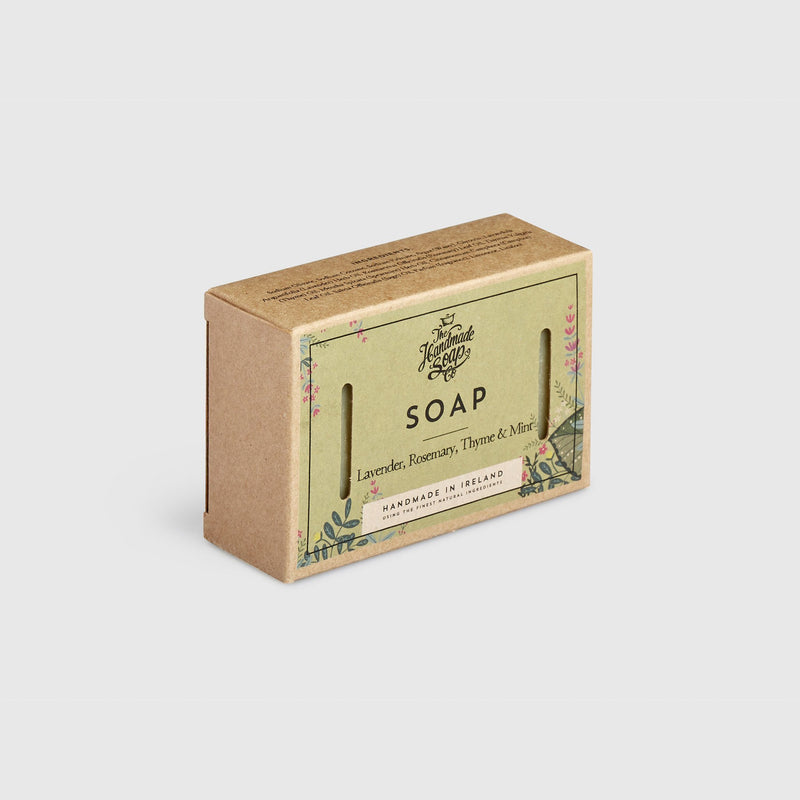 Soap Bar - Lavender, Rosemary, Thyme & Mint | 140g