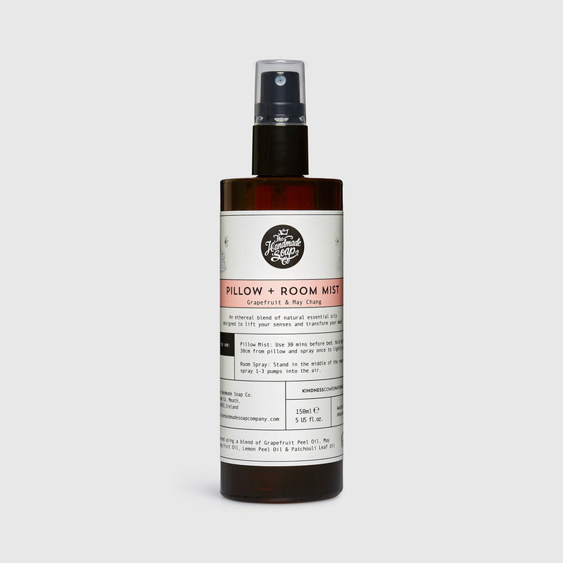 Pillow + Room Mist - Grapefruit & May Chang | 100ml