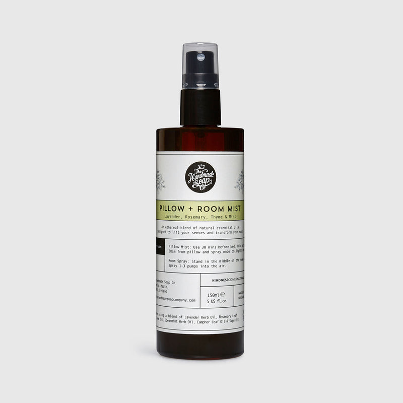 Pillow + Room Mist - Lavender, Rosemary, Thyme & Mint | 100ml