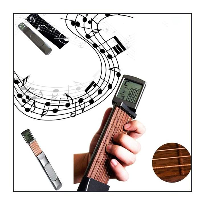 Today 50% Discount - (Factory Outlet)DigItal Guitar Trainer