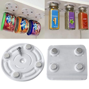 Canned magnet storage bracket(BUY MORE SAVE MORE)