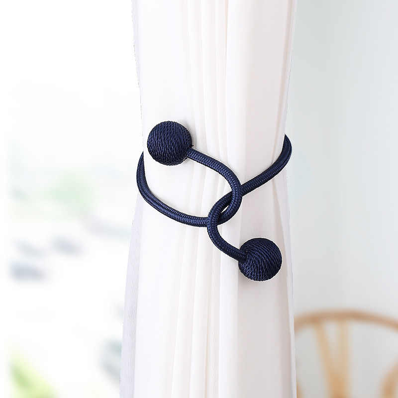 【Last day promotion. 50% OFF】Magnetic Curtain Buckle.