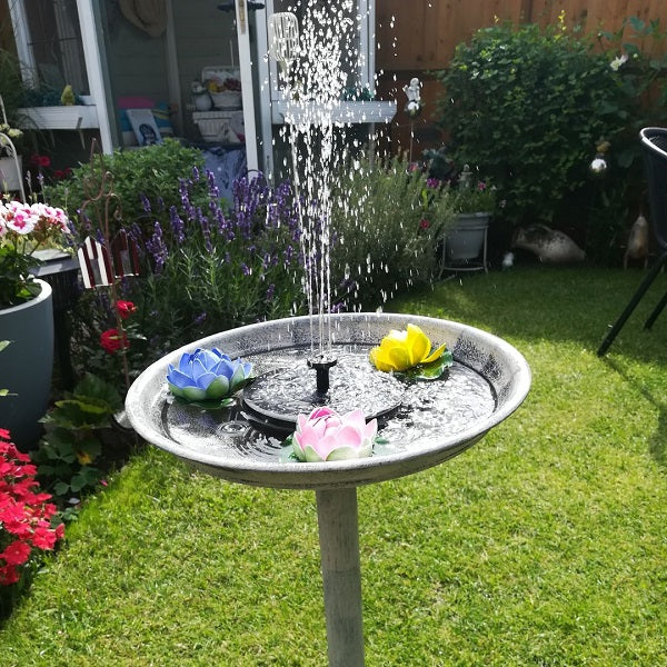 Solar Powered Fountain Pump(BUY 2 FREE SHIPPING!!)