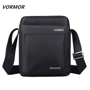 791f06a86559 VORMOR Men bag 2017 fashion mens shoulder bags