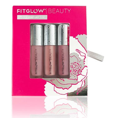 Fitglow Beauty Travel Lip Trio