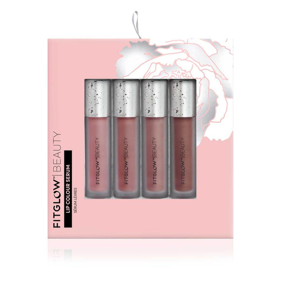 Fitglow Beauty Lip Collectors Kit: Beautiful Edition