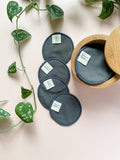 The Future is Bamboo Charcoal Facial Rounds